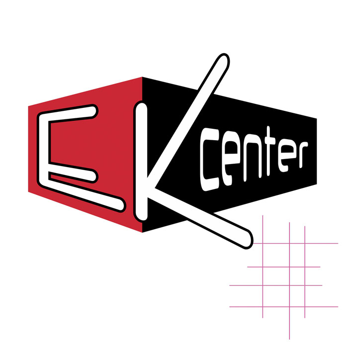 EK center logo