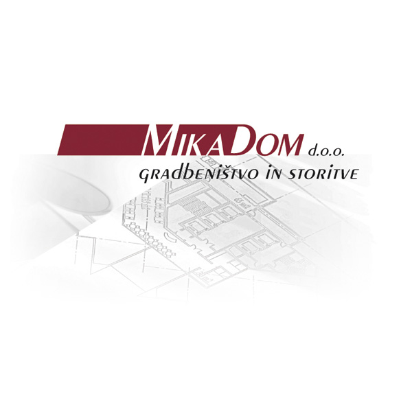 MikaDom gradbeništvo logo & CGP