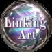 LinkingArt logo 600px