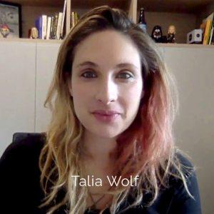 Talia Wolf - marketing