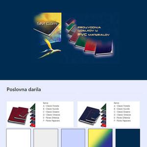 Color sheme PVC